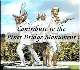 Pines Bridge Monument